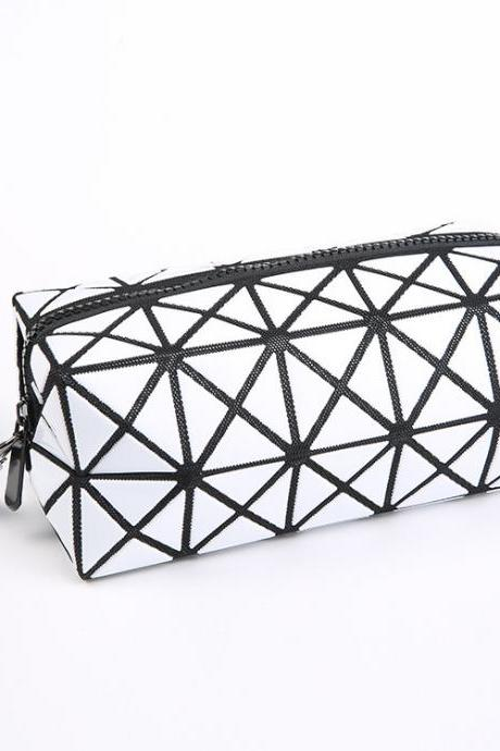 originality geometry patchwork hot sales Cosmetic Bag(1TV0IC)